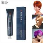 Low ammonia professional permanent hair dye