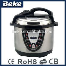 Beke steel household electric pressure cooker set 220V 5L