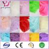 Polyester nylon drapery mesh fabric for wedding ceremony