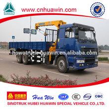 HOWO Good price crane truck