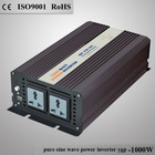 1000W pure inverter solar power system solar powered electric car