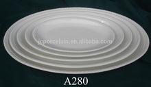 Various sizes porcelain plate