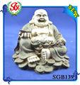 يجلس العتيقة sgb139 3d صور بوذا يضحك