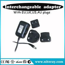 12v 1a adapter/20v 1.5a ac dc adaptor