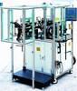 Automatic AC/DC motor armature winding machine