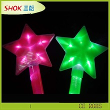 Party favor product light flashing stick,lighting stick,night fishing glow sticks