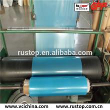 transparent for multi metals PE multi color vci plastic film