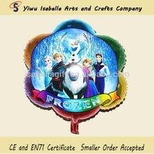 2014 new design Frozen balloons manufacturer
