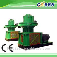 rice husk/peanut shell pelletizer machine CE straw pellet machine