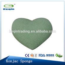 Green Tea Natural Facial Moisturizing & Relaxing Skin Care Konjac Sponge