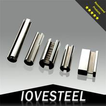 Iovesteel hot tube 304/304l 316/316l stainless steel tube pipe factor