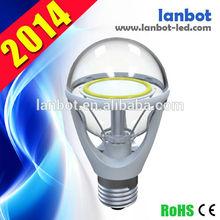 8w e27 dimmable 2700k 360 degree led bulb led bulb e27 60mm