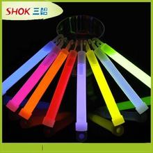 "Party favor product SHOK,lighting stick,8"" glow stick"