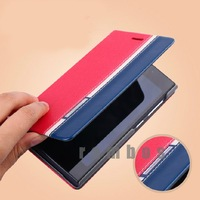Custom Flip Mobile Phone Case wallet Case With Card Holder for Alcatel S960T/IDOL X+