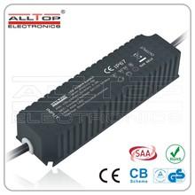 60w 36v dc 1750ma led flood light waterproof led driver power supply