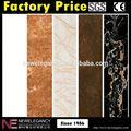 aaa qualidade de mármore branco prateleiras de fábrica
