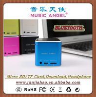 MUSIC ANGEL JH-MD06BT FM speaker bluetooth mini speakers portable wireless italian site
