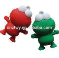 1tb de dibujos animados usb flash drive, animales de dibujos animados usb flash drive, bonito usb de memoria flash