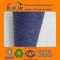 Hilado de acrílico / acrílico teñido venta al por mayor del hilado / hechos a mano para hacer punto suéteres suéteres para bebés