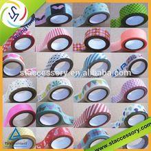 Japanese washi tape wholesale Decorative DIY rice paper tape washi tape pack