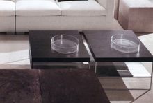 modern living room wooden coffee table home wine bar furniture set