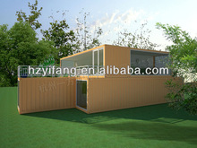 Fast Assembled Wooden Prefab House/ Log Cabin