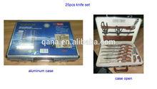 De moda de diseño de impresión gerber cuchillo