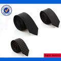 diseños negro corbata de ventas al por mayor