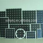 50W Monocrystalline silicon material solar pv panel solar pv module
