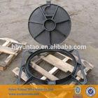 Accept OEM Design Ductile Manhole Cover 800*600 For Sale