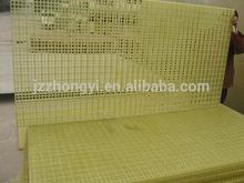 high temperature resistant GRP gratings used in chlor-alkali industry