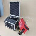 Kt-ph pequeno handheld portátil pneumático dot pino ou pinos de linha máquina da marcação para o número do chassi