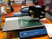 digital foil printer can print on book cover