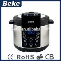 Fingerprint resistant non stick new electrical pressures cooker 110v