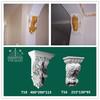 low price villa design model colored gypsum plaster corbel decor
