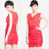 New Arrive Elegant Fashion Chiffon Fabrics Summer Dress Models, Models Summer Dresses Of Chiffon