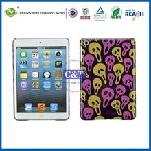 cute cartoon 3d mobile phone plastic protective cover for apple ipad mini