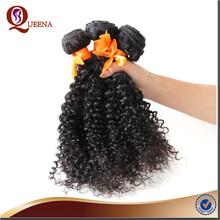 2014 Xuchang Wholesale 6A Virgin Malaysian Curly Hair Weft