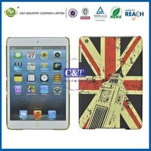 2014 new hot products plain hard case cover for ipad mini