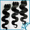 No chemical add no shedding black bun hair pieces