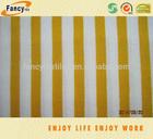 N/R warp high stretch stripe print woven fabric for pants