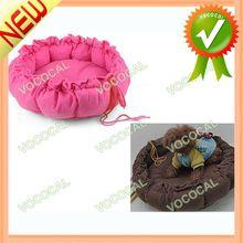 Pumpkin Style Soft Retractable Dog Bed Pet Cushion