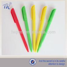 Fancy Design Cheapest Plastic Pen Souvenir