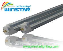 2014 best selling popular led chinese red tube korea t8 5600k nw pw led tube