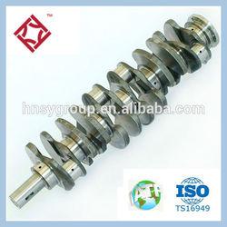 61560020029 Howo diesel engine spare parts crankshaft