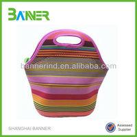 Bottom price updated kids animal shape lunch cooler bag