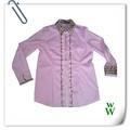 خدمة صانعي القطع الأصلية النمر نمط المرأة ضيقسريع بولي قميص المنسوجة
