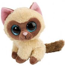 sweet and sassy simaese cat_custom plush cat