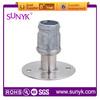 adjustable leg levelers for 41mm round tubing