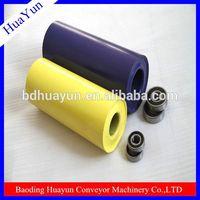 hebei yellow conveyor roller guard for coal mine conveyor system
